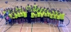 Competitors from Orkney, Caithness and Shetland at the 2017 KT Sports Championships