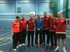 Orkney Junior coaches after a coaching session with the Scotland National Coach Tat Meng and Junior National Coach Diana Koleva