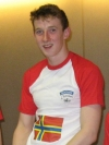 "GREG MARWICK AGE: 17 ISLAND GAMES: JERSEY 2015 GREG—A LIFEGUARD AND FARMER—EARNED THE NICKNAME ""PB"" MARWICK OVER THE LAST FEW YEARS AS HIS TIMES TUMBLED. ANOTHER BREASTSTROKER ON THE TEAM, GREG ALSO SPECIALISES IN INDIVIDUAL MEDLEY AND IS LOOKING FORWARD TO HIS FIRST ISLAND GAMES"