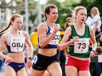 Athletics - Running